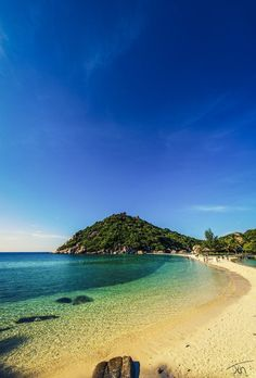 Beach Holiday in Koh Tao South East Asia