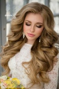 Best long prom hair all down curls ideas Bridal Hair Down, Wedding Hair Down, Prom Hairstyles For Long Hair, Pretty Hairstyles, Wavy Hair Overnight, Pageant Hair, Big Hair, Big Curls For Long Hair, Layered Hair