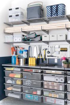 19 Clever Garage Organizations Ideas