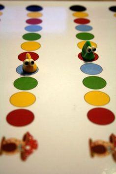 Collection P'tit bonhomme... les jeux de société pour petits