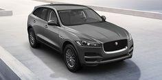 Jaguar F-PACE - The Performance SUV | Jaguar USA