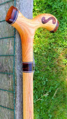 Oak - Cocobolo - Pernambuco - Bill Lewey - (from the Mark Dwyer Collection)
