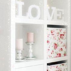 We heart it- girly bedroom