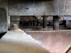 Another image from the old mine in Idaho Springs, CO.