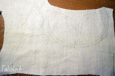 Создание объемной текстильной кукольной головки. Часть первая - Ярмарка Мастеров - ручная работа, handmade