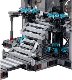 LEGO Star Wars 2015: 75093 - Death Star Final Duel http://www.giocovisione.com/lego-star-wars-2015/