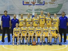 International Basketball results and statistics archives. Historical data from FIBA, FIBA Zones and Olympic basketball events since Olympic Basketball, Team Photos, Ukraine, Olympics, Team Pictures
