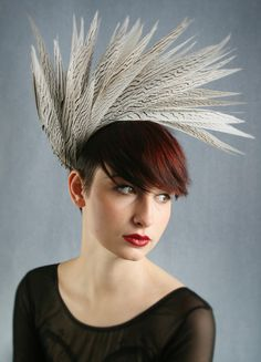 William Chambers Millinery, S/S 2010. #passion4hats