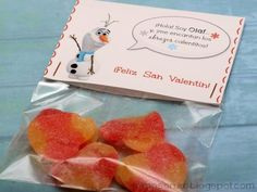 MIMOSORUM : Olaf: Imprimible gratis para San Valentín - Free Valentine's printable