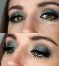 Sonorona: LOOK | Verde metálico - Cool Spectrum Zoeva