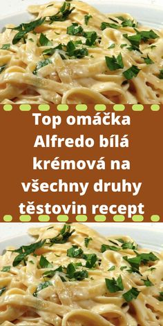 Slovak Recipes, Cooking Tips, Cooking Recipes, Challah, Pasta Recipes, Macaroni And Cheese, Food And Drink, Health Fitness, Menu