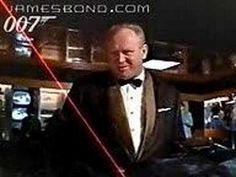 DO YOU EXPECT ME TO TALK? No, Mr. Bond, I expect you to die...