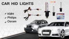 For your safe driving at night, Car Hid Light, get online at carplus