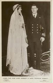 Admiral Sir Alexander Robert Maule Ramsay GCVO KCB DSO RN (29 May 1881 – 8 October 1972) was a British Royal Navy officer. He was the husband of Princess Patricia of Connaught, the youngest child of The Duke of Connaught, third son of Queen Victoria.