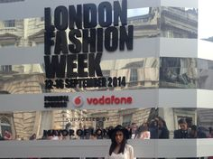 Aine's Wardrobe | London Fashion Week 2014