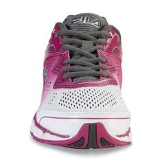 Reebok Women's Sublite Authentic Grey/Pink/White Running Shoe - Clothing, Shoes & Jewelry - Shoes - Women's Shoes - Women's Sneakers & Athletic Shoes