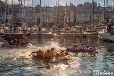 Friday night frolics at this years Guernsey Harbour Carnival #Guernsey #GreatThings  Link to the whole collection of 'Georgie's Pic Of The Day' :-http://chrisgeorge.dphoto.com/#/album/4daaes  Picture Ref: 19_06_15 — at Victoria Marina, St Peter Port, Guernsey.