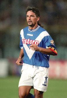 Roberto Baggio Great man...