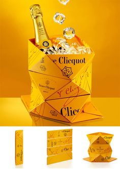 Veuve-Clicquot packaging