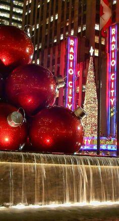 Navidad en Nueva York Radio City Music Hall
