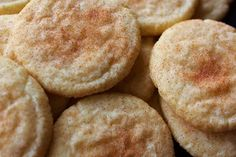 Recipes from Disney World! Disneyland's famous Snickerdoodle recipe! As is served in various areas in Disneyland. Simply the best Snickerdoodle recipe there is!