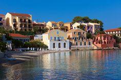 Assos village, Kefalonia island ~ Greece