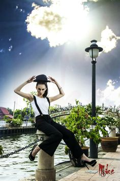 Sapphire Ng | Malacca Shoot. Makeup and Styling by Hazel, Photo by Mike S Photography.