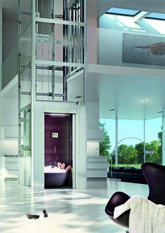 ThyssenKrupp Encasa HE-7 Home Elevator