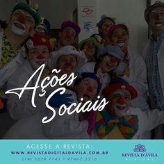 A Revista D'Ávila abre espaço para informações e notícias sobre ações sociais de Indaiatuba e região se informe e faça parte!