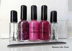 The Lacquer Cabinet February goodies - review and giveaway @BeautyInfoZone