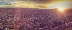 10 Ibukota Tertinggi: 1. La Paz - Bolivia: 3 640 m La Paz terletak dipegunungan Andez dan juga merupakan Ibukota tertinggi di dunia