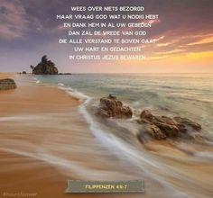 Filippenzen 4 : 6-7