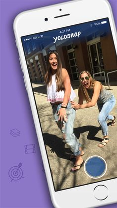 Yolosnap is the fresh new way to play truth or dare with your friends. Download free, select a dare, and get a live stream of your friends completing the dare. https://itunes.apple.com/us/app/yolosnap-truth-or-dare-your/id1081954982?mt=8