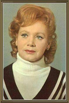 Лидия Смирнова.