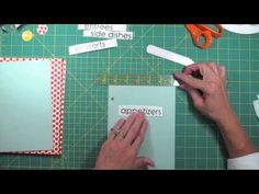 Cute Handmade Recipe Book. You can make your own creation. This is so inspiring. Tapi kalo di semarang ada yang tahu beli bahan-bahannya dimana gak?