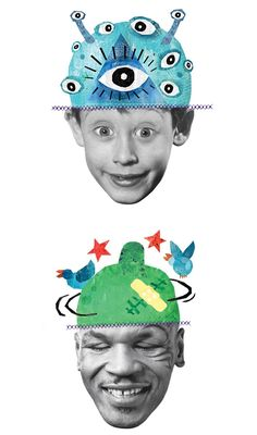 Pop Culture Tees by Bill Money | Inspiration Grid | Design Inspiration