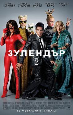Zoolander 2 Full Movie Online 2016