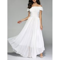 SHARE & Get it FREE   Fairy Off The Shoulder Chiffon DressFor Fashion Lovers only:80,000+ Items·FREE SHIPPING Join Dresslily: Get YOUR $50 NOW!