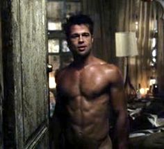 Fight Club Yummy Brad Pitt