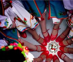 Barvinok Ukrainian School of Dance in Mississauga will be performing on the Grand Stage @OakUkrFest