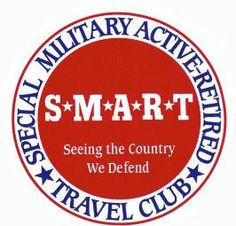 Special Military Active, Retired, or Honorably Discharged Travel Club.  There are chapters for golfers, computer users, and for travelers who just like to travel.  Married or single, there is something for everyone.