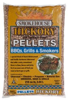 Smokehouse Products Wood Pellets - Hickory