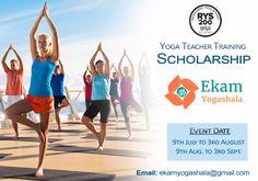 Yoga Teacher Training India with @EkamYogashala   #scholarshipcourse #yoga #yogacourse #yogateachertraining #yogaretreat #yogini #yogateachers #yogaschool #yogainrishikesh #rishikesh