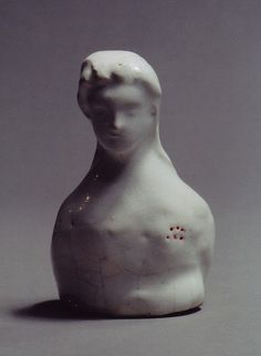 """BONNIE MARIE SMITH, SIX HOLES: from artist's bio: """"my passion is for making things."""""""