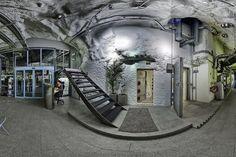 維基解密的祕密地下碉堡總部 - 凱亞克的城市美學