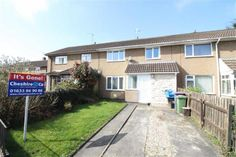 SOLD STC - 3 bedroom terraced house for sale in Plas Ty Coch, Cwmbran, Torfaen, NP44