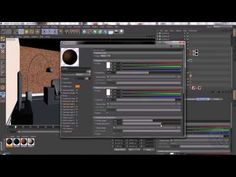 VrayforC4D Tutorial - Vray Material - YouTube