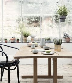 New Rustic Ceramics from Ferm Living