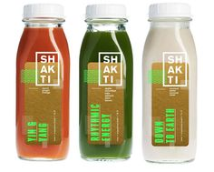 Shakti - Beyond Juice (Concept) on Packaging of the World - Creative Package Design Gallery