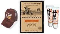 #JohnWayne Natural Beef Jerky Review